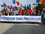 """(LIVE) Urmăriți protestul """"Pentru Moldova liberă"""" în Comrat, organizat de """"Partidul Nostru"""""""