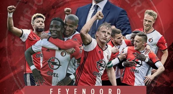(VIDEO) Feyenoord scrie istorie și câștigă primul titlu din acest mileniu; Kuyt face spectacol la 36 de ani
