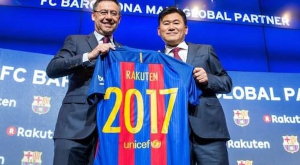 (FOTO) Cum va arăta echipamentul Barcelonei din sezonul viitor; Un nou record pentru catalani