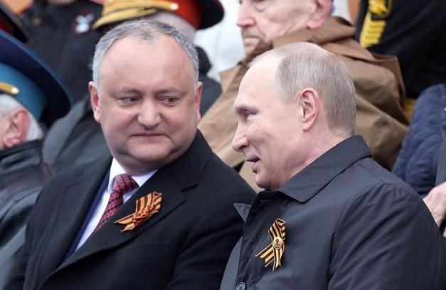 (VIDEO) Dodon îl aşteaptă pe Putin la Chişinău