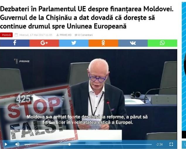 Publika lui Plahotniuc, prinsă cu minciuna; Eurodeputatul Michał Boni cere scuze oficiale