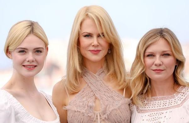 (FOTO) Nicole Kidman face furori la Cannes: Cum a strălucit actrița la cea mai nouă ședință foto