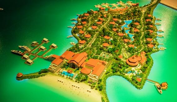 """(VIDEO) Dubai construiește un nou """"oraș"""" pe mare: Cum arată grandiosul proiect"""
