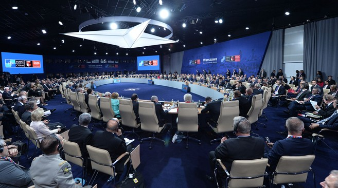 NATO a decis să adere oficial la coaliția internațională contra grupării Statul Islamic