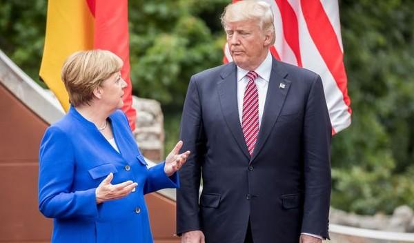 De ce ar putea intra America într-un război comercial cu Germania