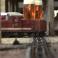 (GALERIE FOTO) În acest bar, berea vine cu trenul… la propriu
