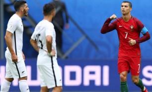 (VIDEO) Ronaldo scrie istorie: Încă un record doborât la Cupa Confederațiilor