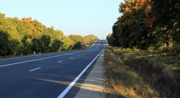 Timp de aproape 4 minute, pe o autostradă din Moldova se va putea circula cu viteza de 110 km/h