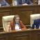 """Ore de """"disciplină"""" în Parlament! Andrian Candu şi comuniştii se mustră reciproc de lipsa acesteia"""