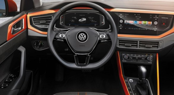 (FOTO)  VW a prezentat noul Polo; Mașina impresionează