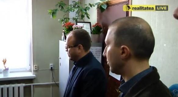 Gamreţchi, Didencu și Oniscenco rămân în arest la domiciliu