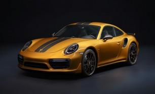 (GALERIE FOTO) Porsche a lansat noua ediţie 911 Turbo în ediţie limitată la 500 de unităţi