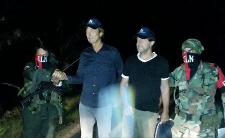 Cei doi jurnaliști olandezi răpiți în Columbia au fost eliberați; șeful diplomației olandeze confirmă eliberarea