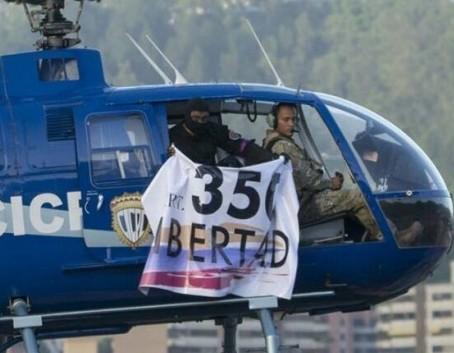Tentativă de lovitură de stat: Curtea Supremă din Venezuela bombardată de un elicopter