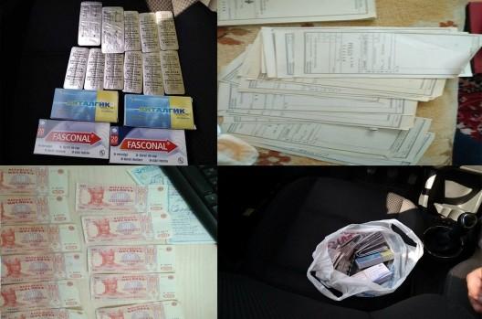 Vindea droguri chiar în farmacie: Administratorul a fost reținut