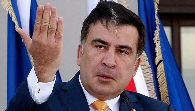 """Poroșenko i-ar fi retras lui Saakașvili cetățenia ucraineană: """"Încă un pas spre instaurarea dictaturii"""""""