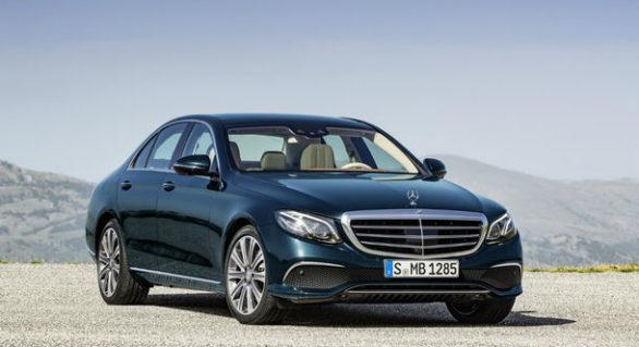 Record pentru Mercedes; Câte mașini au vândut în 2017