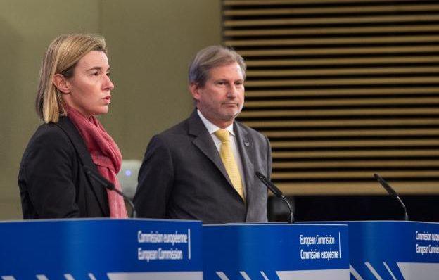 """Mogherini și Hahn critică schimbarea sistemului electoral din Republica Moldova: """"Provoacă îngrijorări serioase în contextul politic actual"""""""