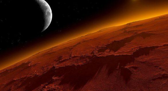 Ce detaliu vital a identificat NASA la mică adâncime în scoarța planetei Marte