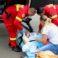 (VIDEO) Intervenție aero – medicală SMURD: Un copil în vârstă de 1 an și 4 luni a fost transportat cu helicopterul la Bucureşti
