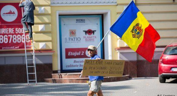 Moldova la 26 de ani de Independenţă – haos, corupţie, sărăcie, stratageme şi demagogie