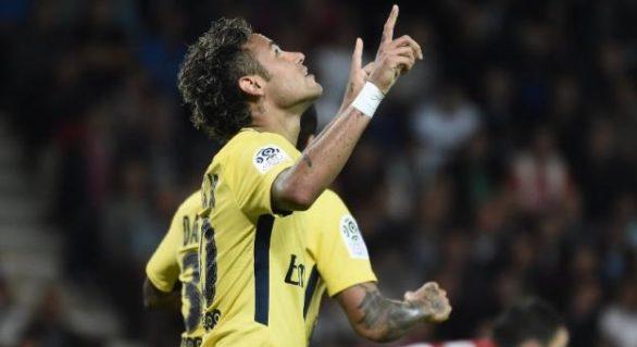 (VIDEO) Debut extraordinar pentru Neymar la PSG; Brazilianul a marcat
