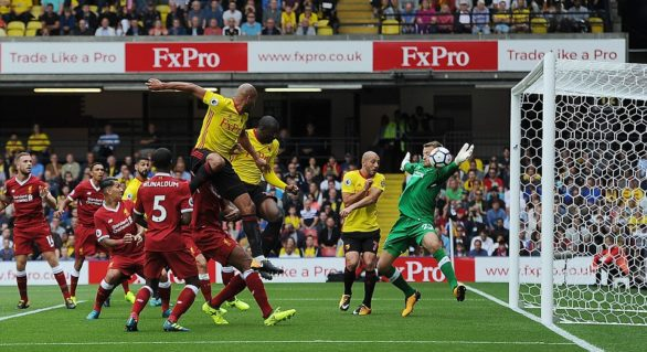 (VIDEO) Liverpool începe spectaculos noul sezon, dar pierde puncte în mod incredibil