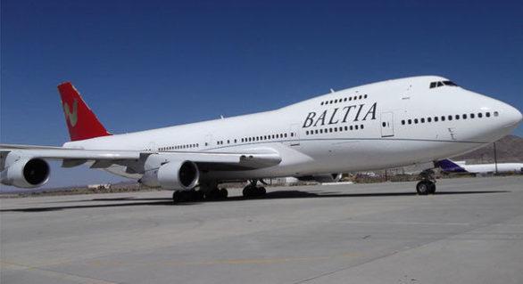 Cea mai slabă companie aeriană din lume și-a schimbat numele; Povestea tristă a Baltia Airlines