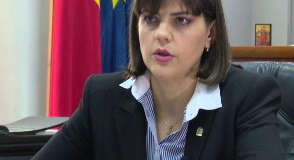 Euronews: Șefa luptei împotriva corupției din România, atacată de politicieni