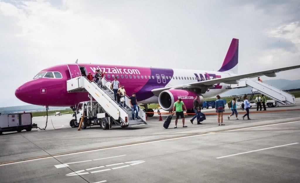 O companie aeriană low cost introduce un serviciu prin care pasagerii pot bloca preţul unui bilet timp de 48 de ore