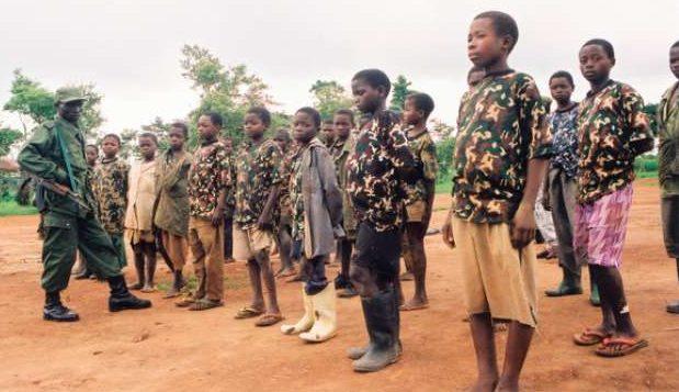 """UNICEF: Tot mai mulți copii, în special fete, folosiți de islamiști drept """"bombe umane"""""""