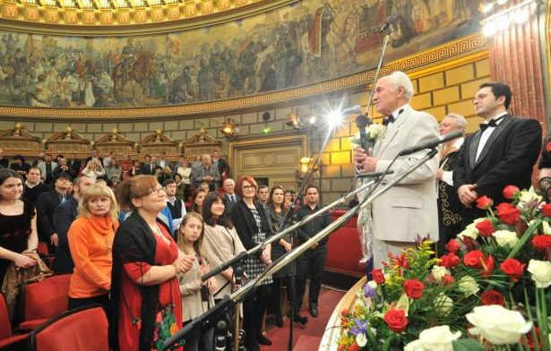 Maestrul Eugen Doga va concerta în 4 locații inedite din Republica Moldova: Va ajunge și la Cetatea Soroca