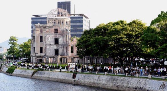 Japonia comemorează 72 de ani de la bombardarea atomică a Hiroshimei