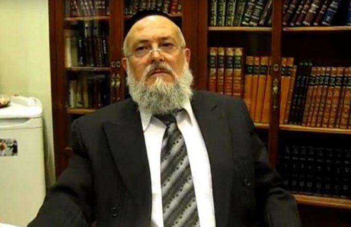 """Rabinul șef al Barcelonei îi îndeamnă pe evrei să plece în Israel, pentru că """"Europa e pierdută"""""""