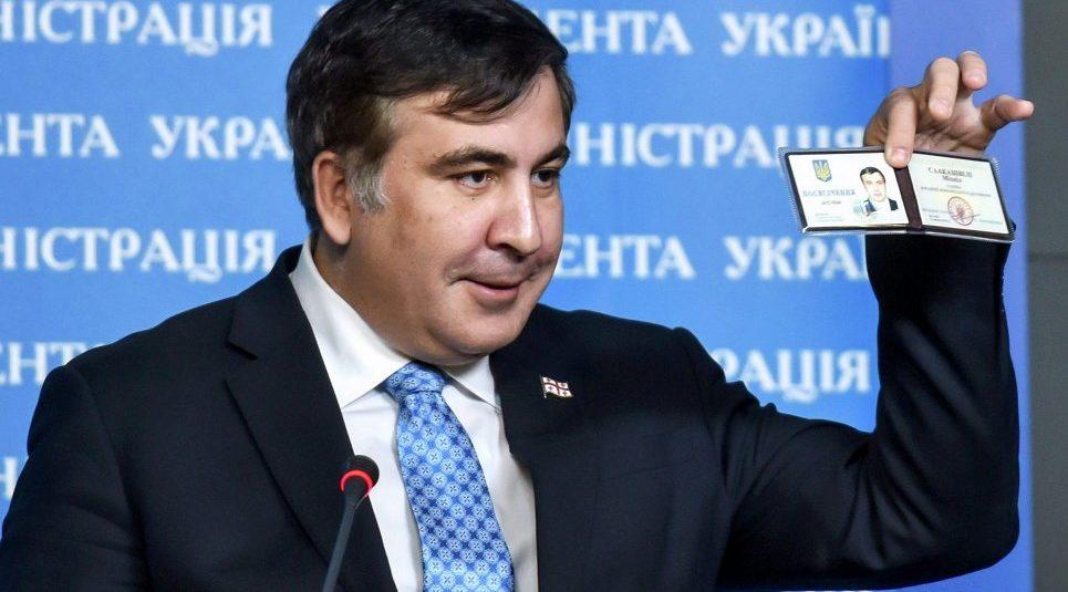 Mihail Saakașvili anunță reîntoarcerea sa în Ucraina la 10 septembrie