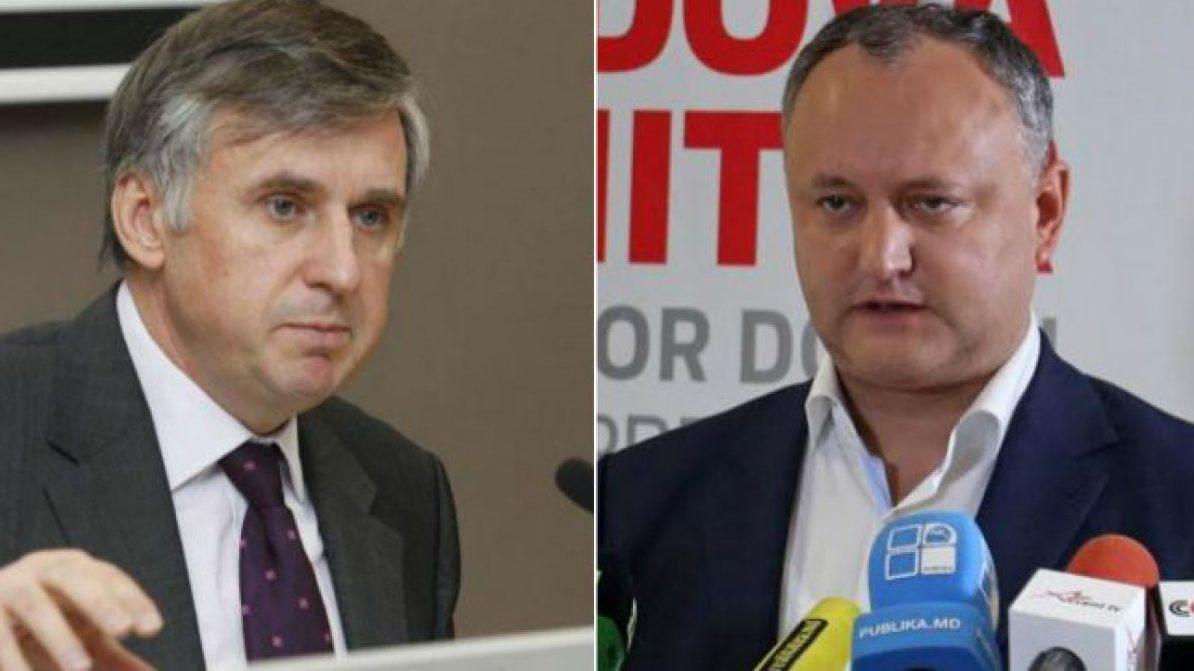 """Sturza, către Dodon: """"Nu-ți plac unioniștii, dar te duci să tai panglici la grădinițele reconstruite pe banii românilor"""""""