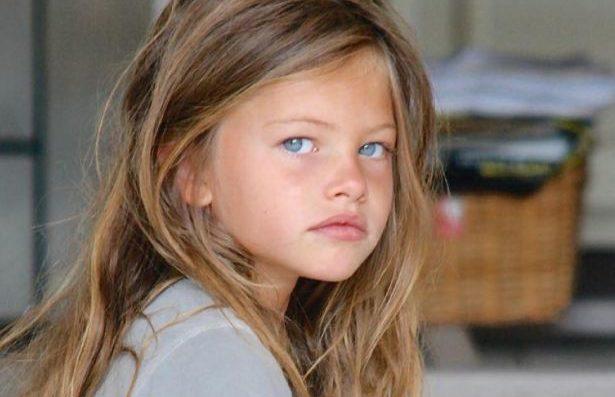 """(FOTO) Cum arată acum, la 16 ani, """"cea mai frumoasă fată din lume"""""""