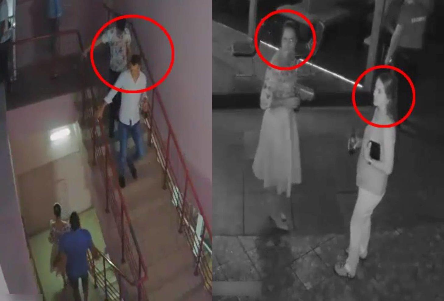 (VIDEO) Doi tineri ar fi agresat un alt băiat într-un local din capitală: Îi recunoști?