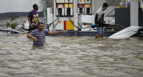 Uraganul Maria: Evacuări masive în Puerto Rico după distrugerea unui baraj