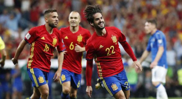 (VIDEO) CM 2018: Spania învinge la scor Italia și e aproape de calificare