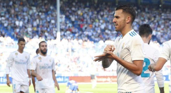 (VIDEO) Debut senzațional pentru Ceballos la Real; A adus a treia victorie a madrilenilor în acest sezon