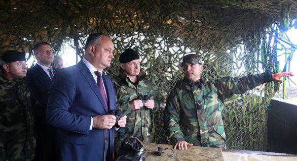 Şiretlicul la care va recurge Igor Dodon pentru a nu accepta candidatura lui Eugen Sturza la funcţia de ministru al Apărării