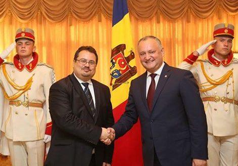Pro-rusul Dodon surprinde: UE este unul din cei mai importanți parteneri ai Republicii Moldova, iar dinamica relațiilor sper că va fi în creștere