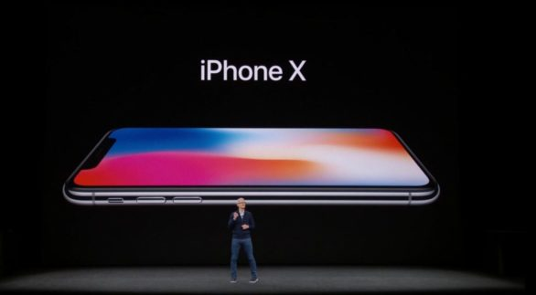 (VIDEO) Apple a prezentat iPhone X; Este cu adevărat impresionant