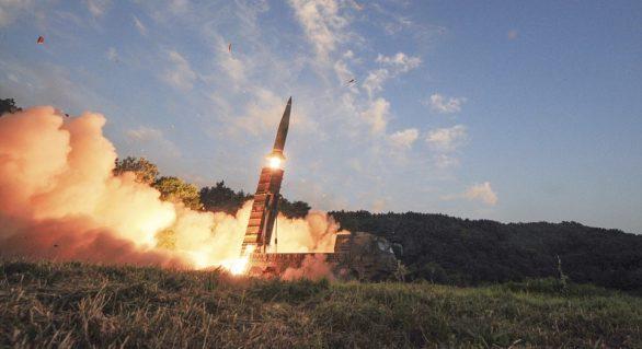 """(VIDEO) """"Taurus"""", noua rachetă de croazieră pe care Coreea de Sud vrea să o folosească în caz de război cu regimul de la Phenian"""