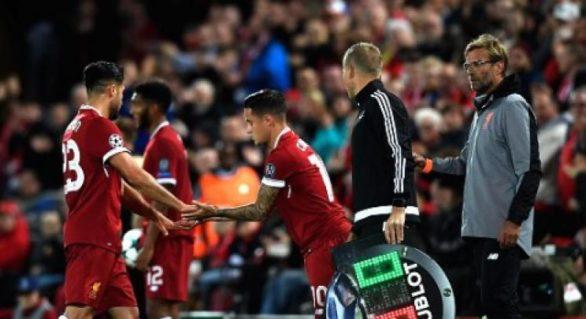 (VIDEO) Joc modest pentru Coutinho la debutul în noul sezon pentru Liverpool