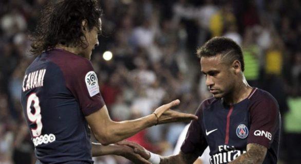 Neymar şi-a cerut scuze în faţa tuturor colegilor, după incidentul cu Cavani