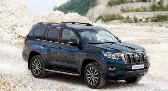 (FOTO) Toyota a prezentat noul Land Cruiser: SUV-ul e impresionant
