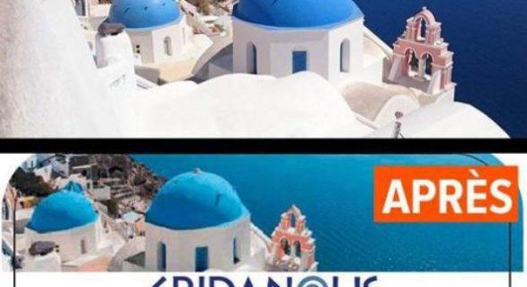 Lidl prezintă scuze publice după ce a şters în photoshop crucile pe bisericile care apar pe eticheta unui produs