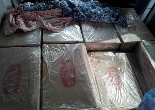 Carne congelată dubioasă de circa 30 de mii de lei urma a fi vândută în Chișinău